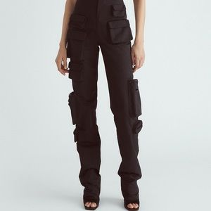 ISO Orseund Iris pocket pant black Small